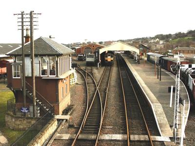 Bo'Ness and Kinniel Railway